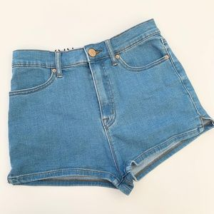 BDG high waisted shorts 27 new urban outfitters